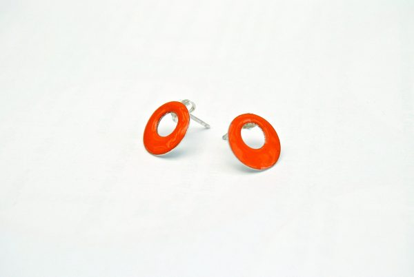 Basic Oorstekers Oranje
