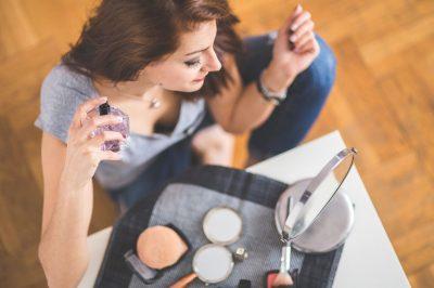 Bewaren juwelen parfum