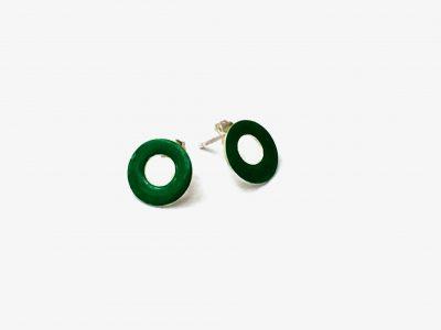 colour oorstekers groen