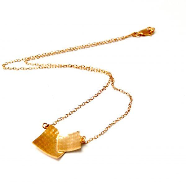 hanger square goud