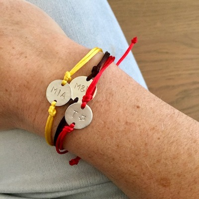 Armbandjes de warmste week